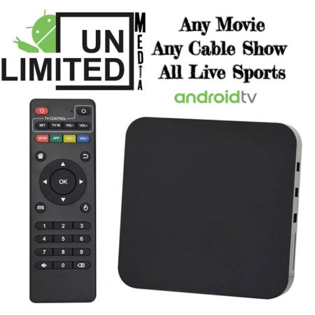 2 GB Ram Android Box